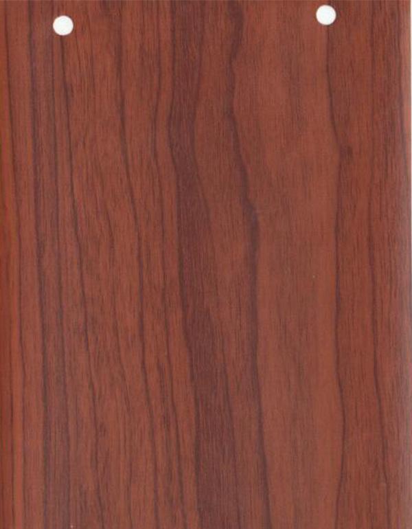 钢木质防火门饰面板-胡桃