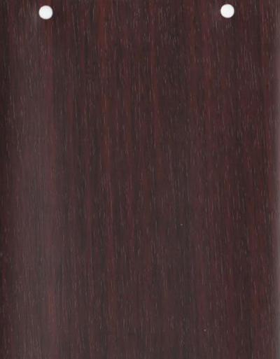 木质防火门饰面板-红花梨