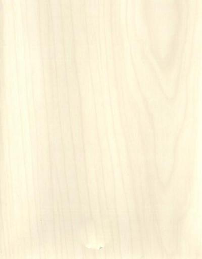 钢木质防火门饰面板-白枫