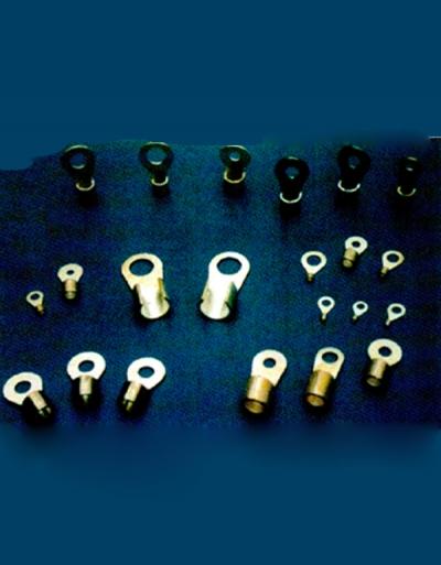 OT型铜制裸压接线端头