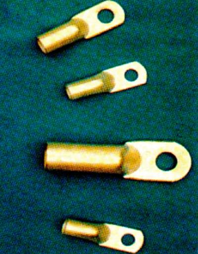 DT-I、DT-II型冷接铜鼻子