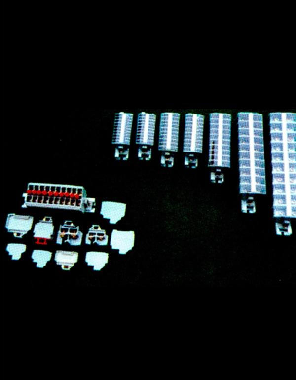JH14系列组合型接线座